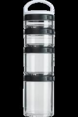 Контейнеры Blender Bottle GoStak Starter (4 контейнера) черный