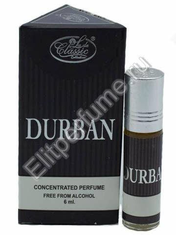 Lady Classic 6 мл Durban масляные духи из Арабских Эмиратов