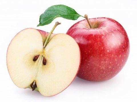 Яблоки 100 гр.