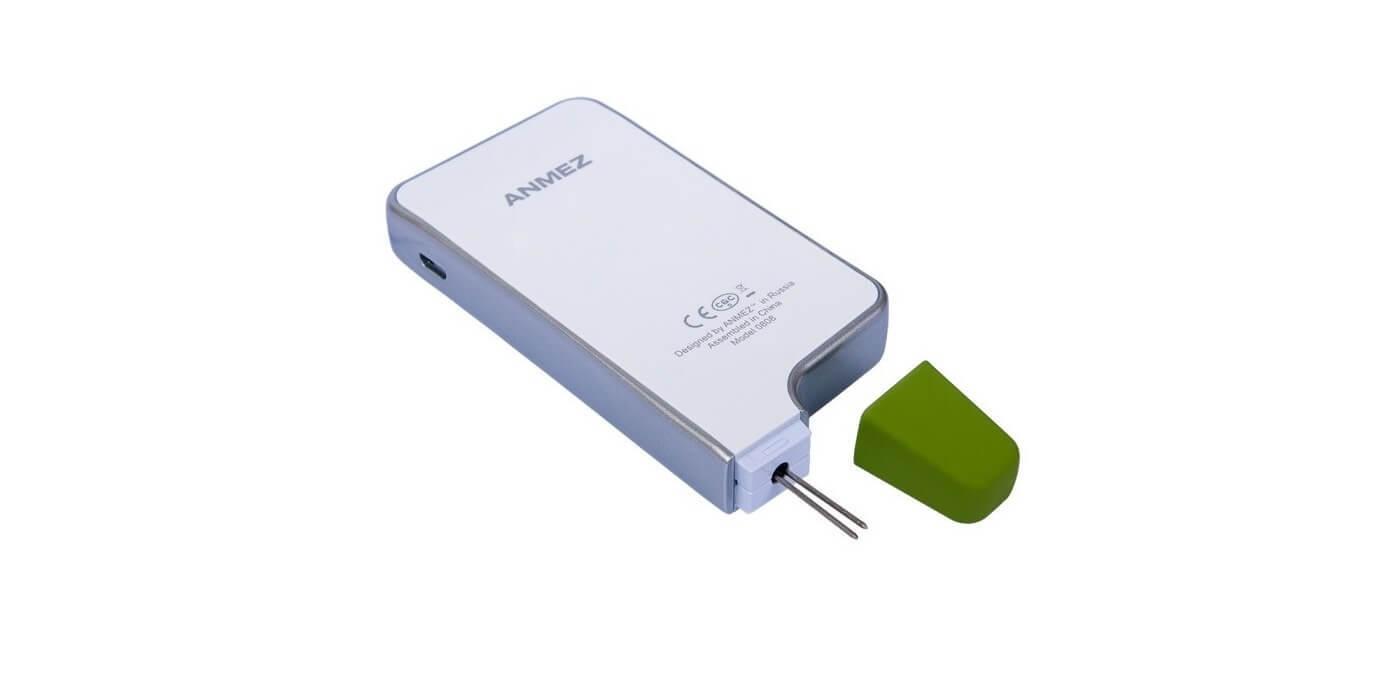 Greentest ECO6 - нитрат-тестер, измеритель жёсткости воды, дозиметр с емкостным экраном