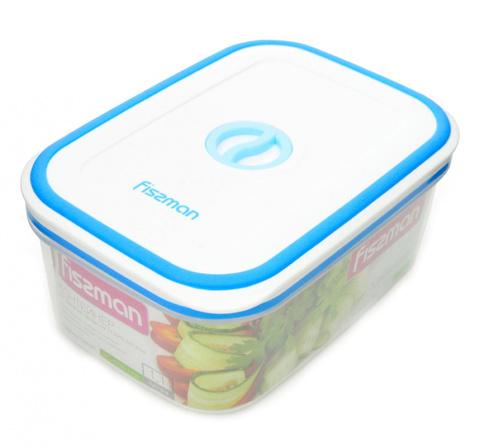 Прямоугольный контейнер для хранения продуктов 17.5 х 12.5 x 7.3 см / 1100 мл 6794