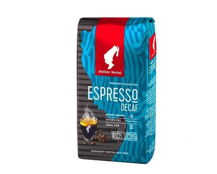 Кофе в зернах Julius Meinl Espresso Decaf Premium Collection, 250 г