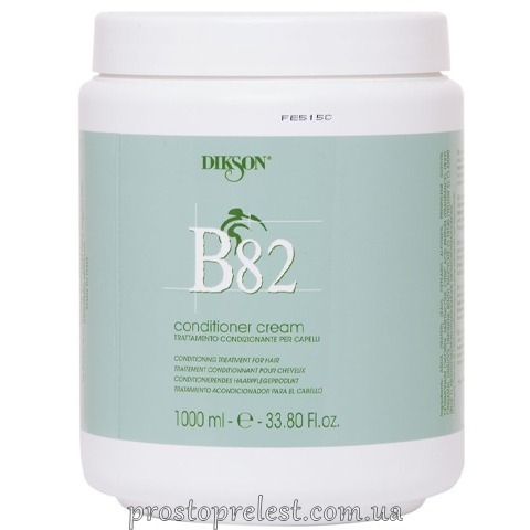Dikson B-82 Conditioner Cream - Крем-кондиционер