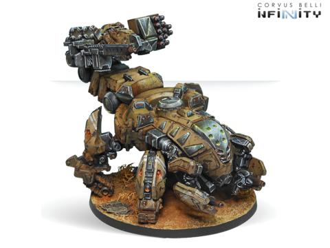 Maghariba (вооружен MULTI Heavy Machine Gun)