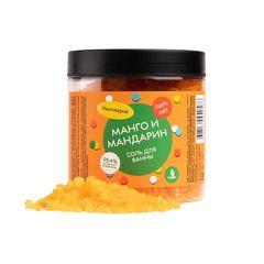 Соль для ванн МАНГО И МАНДАРИН, 550g ТМ Мыловаров