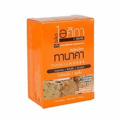 Мыло для тела антибактериальное с пудрой Танака, витамином Е и коэнзимом Q10, 100 гр., Supaporn.