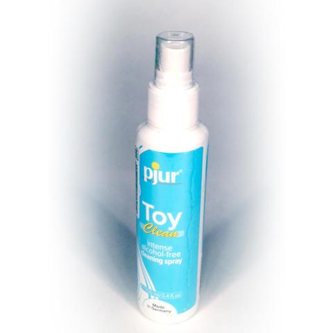 Антибактериальный спрей для очистки Секс игрушек *Pjur* Woman Toyclean 100 мл
