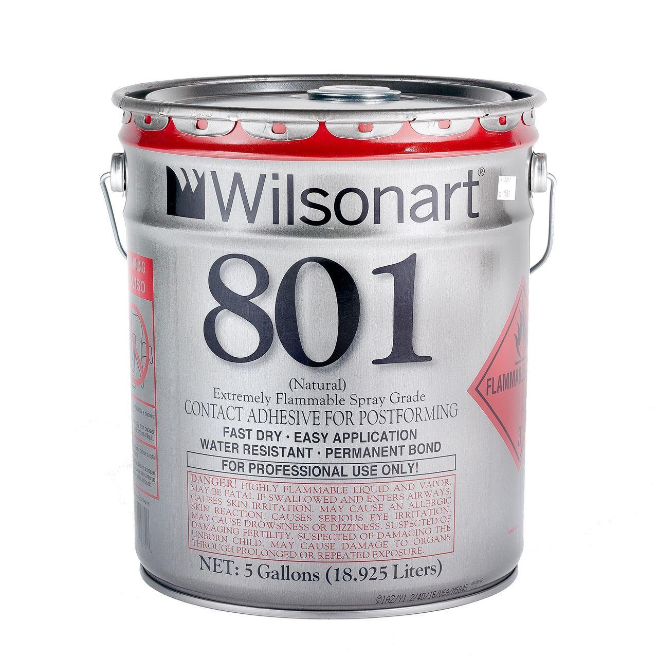 Контактный клей WA 801