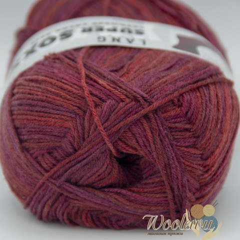 Lang Yarns Super Soxx Cashmere Color - 904.0001