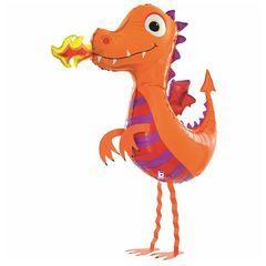 Г Ходячая фигура, Дракоша, Динозавр, 44