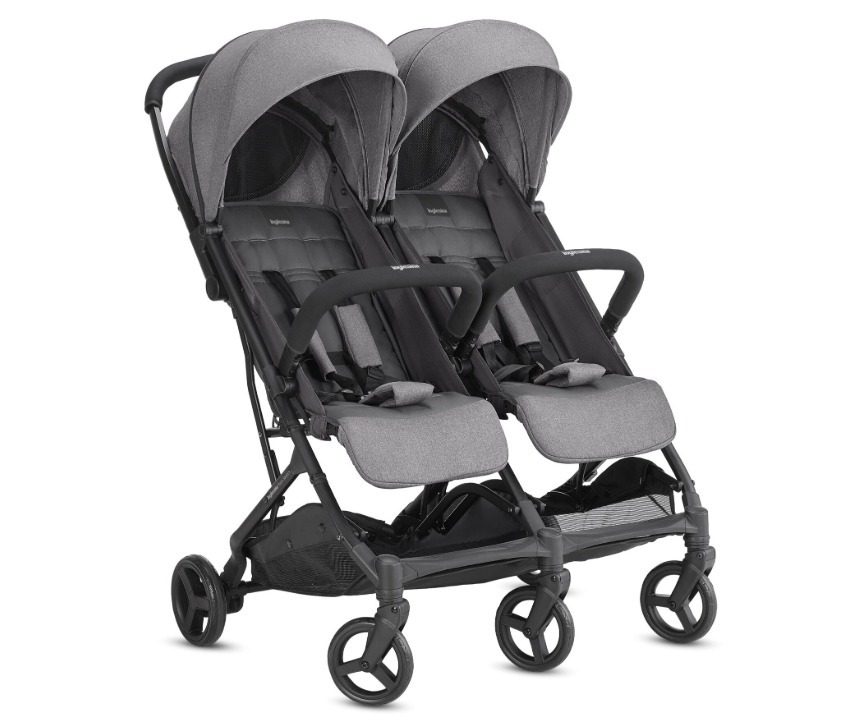 Inglesina Прогулочная коляска для двойни Twin Sketch, Grey