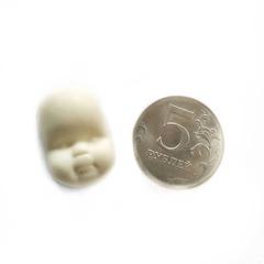 0881 Молд силиконовый. Лицо детское. Производство Китай.