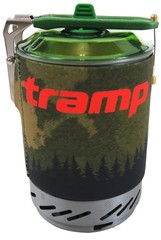 Система для приготовления пищи Tramp 0.8л, оливковый