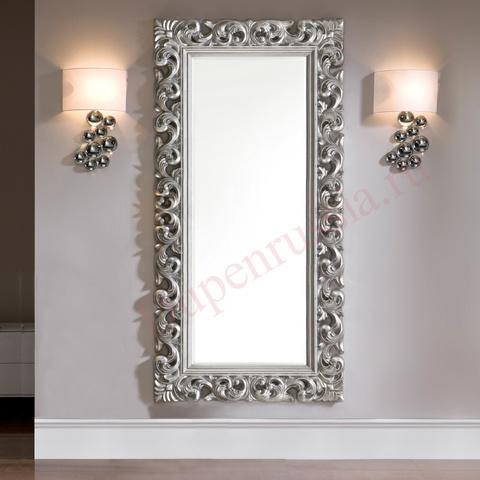 Зеркало DUPEN PU049 (80*190) серебро