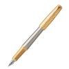 Parker Urban Premium - Aureate Powder GT, перьевая ручка, F