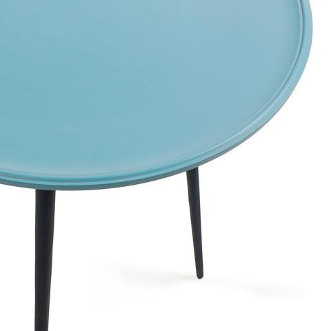 Приставной столик Scant голубой