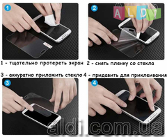 Cтекло Xiaomi Redmi 5 Черное защитное Full Glue полное покрытие/проклейка 3D 5D 6D 9D