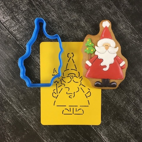Дед Мороз №4 с ёлкой