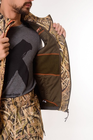 Жилет Ирбис (SoftShell, Duck Hunter) Triton Тритон
