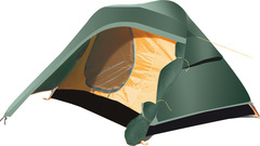 Палатка туристическая BTrace Micro