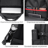 Рюкзак GoldenWolf GB00433 Черный