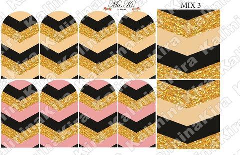 Слайдер-дизайн MIX3