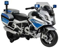 Детский мотобайк BMW R1200RT-P  Police серебристый