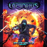 Victorius / Space Ninjas From Hell (RU)(CD)