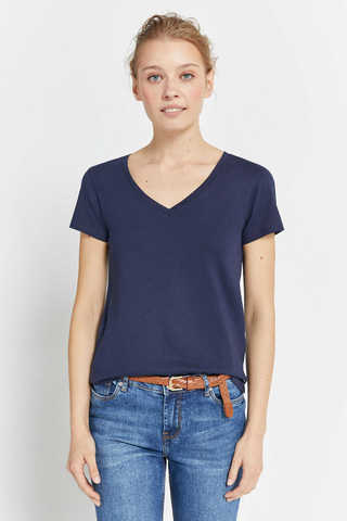 Базова футболка з бавовни