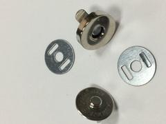 Кнопка магнитная на усиках, d - 14мм