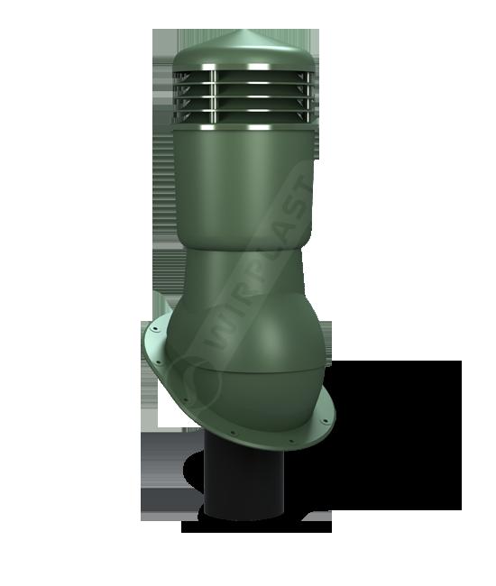 Вентиляционный выход NORMAL DN110 ГЧ, K24/К89 изолированный