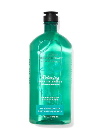 Гель для душа  Bath&BodyWorks Aromatherapy Relaxing Sandalwood + Eucalyptus 295 мл
