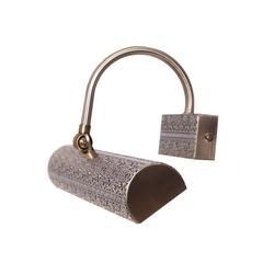 INL-6095W-02 Antique brass & Walnut