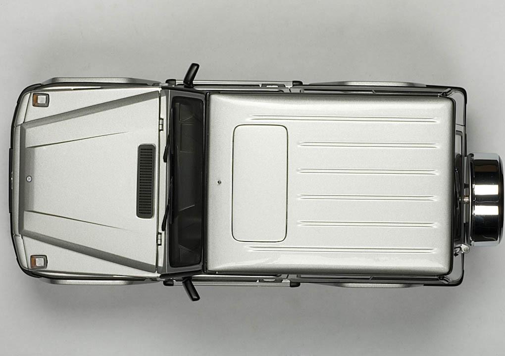 Коллекционная модель Mercedes-Benz Gelandewagen W463 G500 2013
