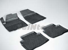 Резиновые коврики для NISSAN Teana III (c 2014), высокий борт