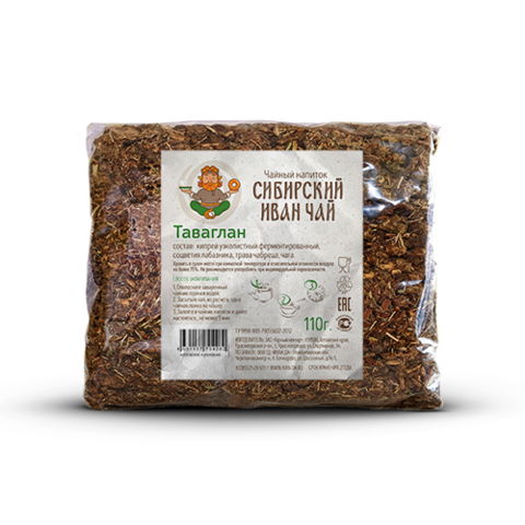 Сибирский Иван-чай «Таволган», 110 г