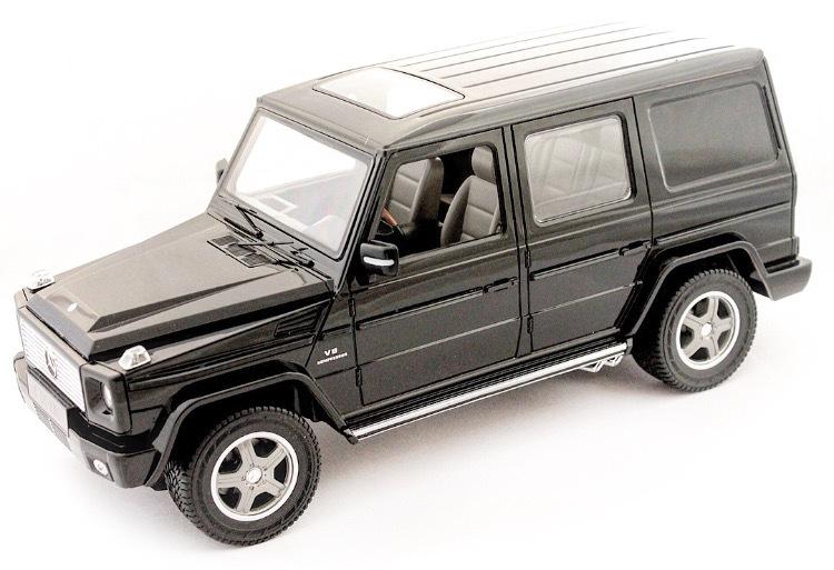 Машинка Mercedes-Benz Gelandewagen (G55 AMG) на радиоуправлении