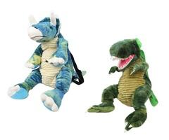 Динозавр рюкзак игрушка
