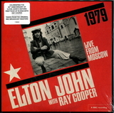 Elton John With Ray Cooper / Live From Moscow 1979 (2CD)