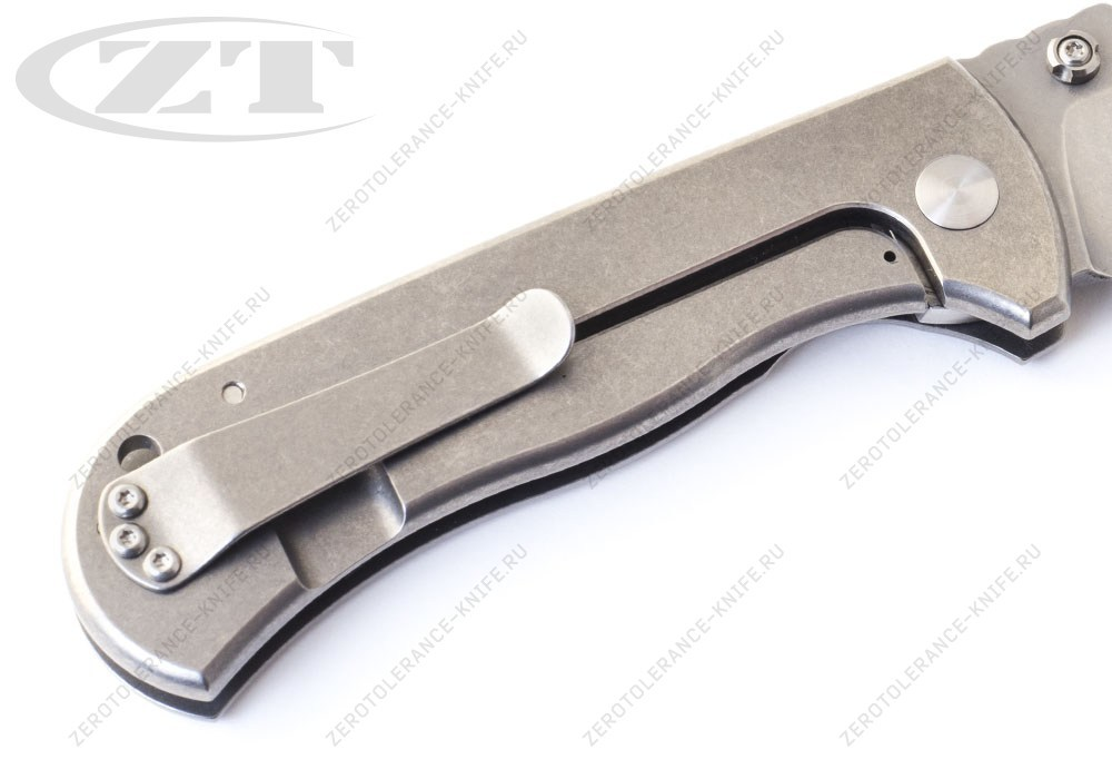 Нож Les George Talos - фотография