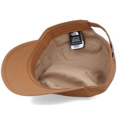 Кепка North Face Logo Military Hat Cedar Brown - 2
