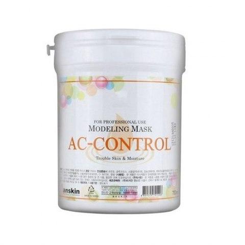 Anskin AC Control Modeling Mask маска альгинатная для проблемной кожи против акне