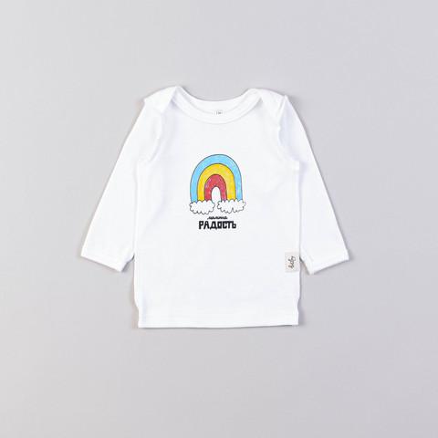 Long-sleeved T-shirt 0+, Mammy's Joy