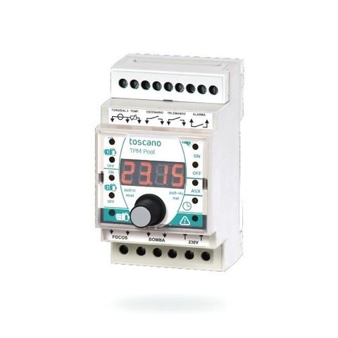Универсальная панель управления Toscano TPM-POOL-B 10002585 (230В) Bluetooth / 18662