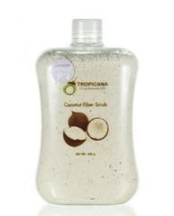 Сухой кокосовый скраб для тела TROPICANA