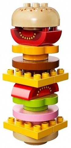LEGO Duplo: Весёлый пикник 10566 — Creative Picnic — Лего Дупло