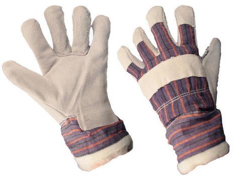Перчатки спилковые Ангара