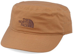 Кепка North Face Logo Military Hat Cedar Brown