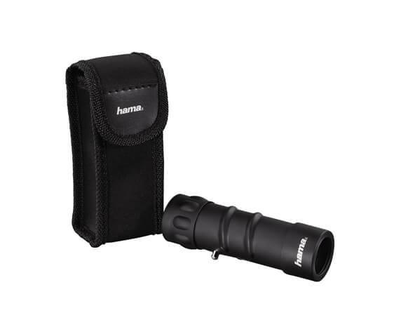 Монокуляр Hama 10x25 Optec, черный - фото 2