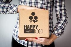 Набор сладостей HappyBox by HoneyForYou